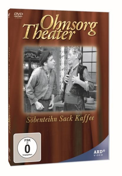 Ohnsorg - Theater: Söbenteihn Sack Kaffee