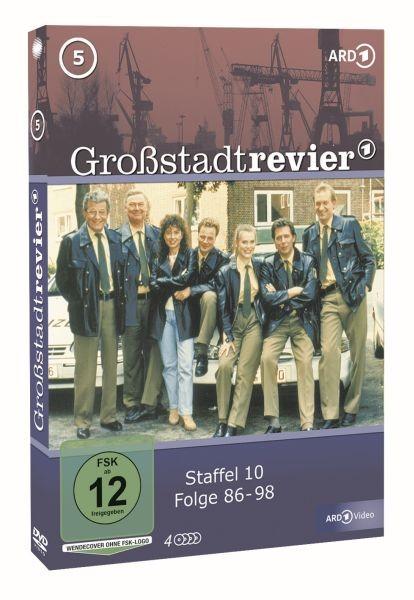 Großstadtrevier - Box 05 (Folge 086-098)