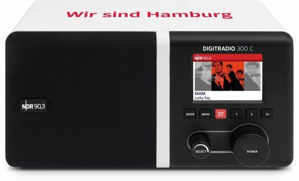 Wir sind Hamburg Edition, weiß