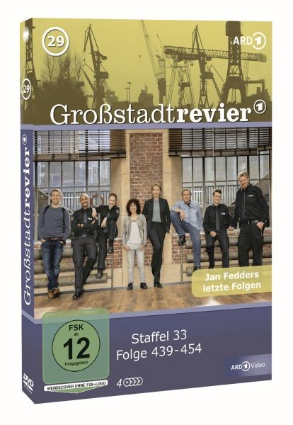 Großstadtrevier - Box 29 (Folge 439-454)