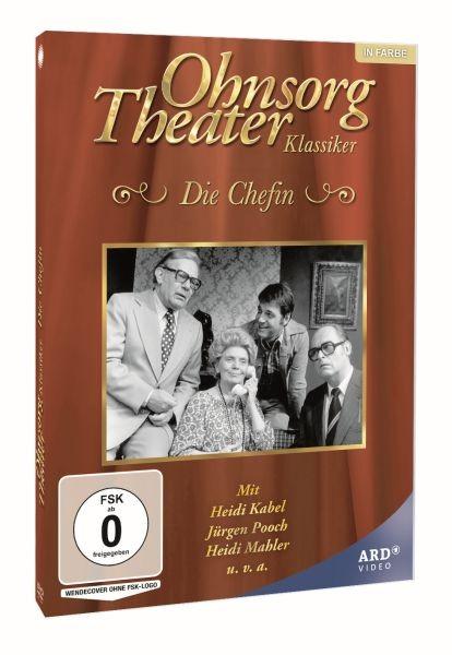 Theater Klassiker: Die Chefin