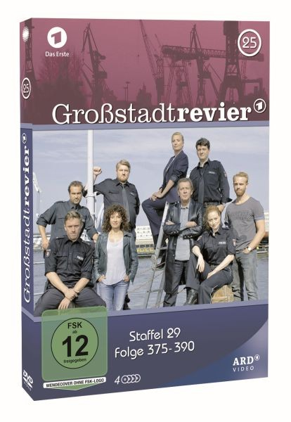 Großstadtrevier - Box 25 (Folge 375-390)