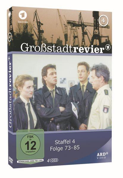 Großstadtrevier - Box 04 (Folge 073-085)