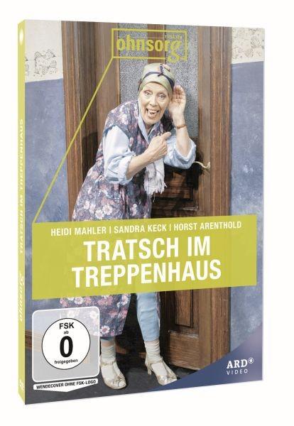Theater heute: Tratsch im Treppenhaus