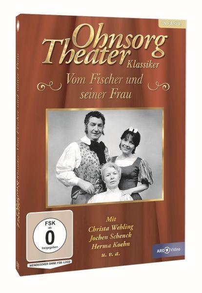 Theater Klassiker: Vom Fischer und seiner Frau