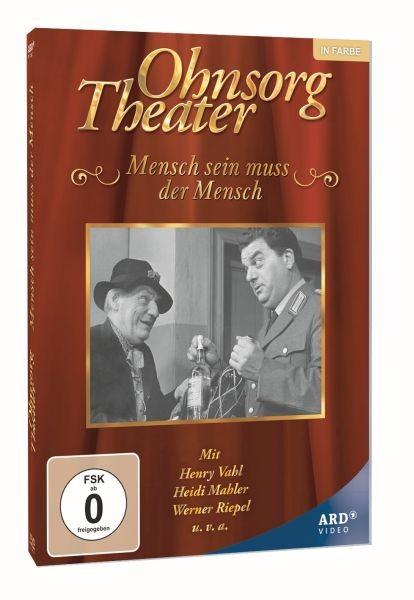 Ohnsorg - Theater: Mensch sein muss der Mensch