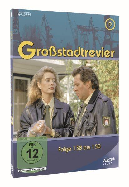 Großstadtrevier - Box 09 (Folge 138-150)