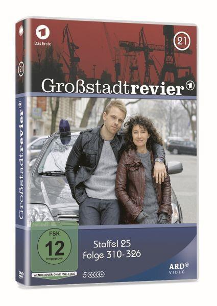 Großstadtrevier - Box 21 (Folge 310-326)