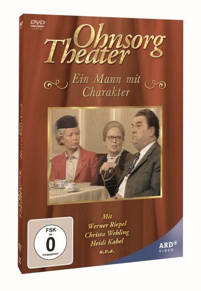 Ohnsorg - Theater: Ein Mann mit Charakter