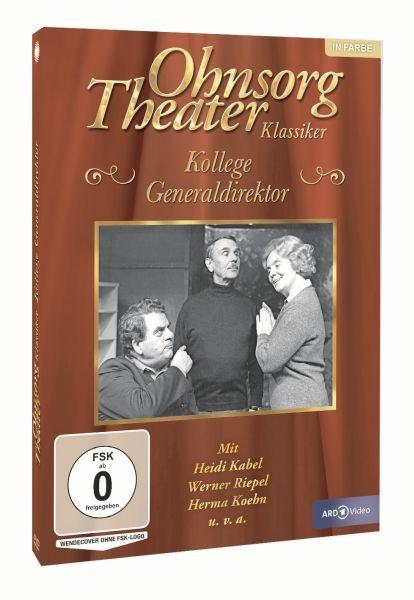Theater Klassiker: Kollege Generaldirektor