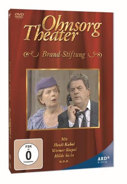 Ohnsorg - Theater: Brand-Stiftung