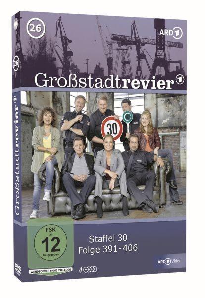 Großstadtrevier - Box 26 (Folge 391-406)