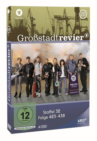 Großstadtrevier - Box 28 (Folge 423-438)