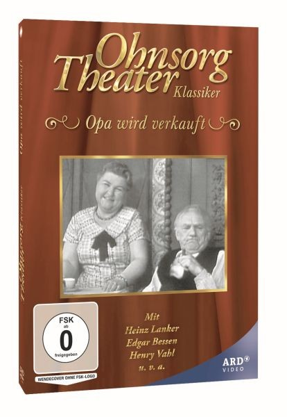 Ohnsorg - Theater: Opa wird verkauft
