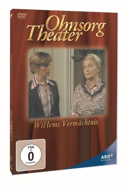 Ohnsorg - Theater: Willems Vermächtnis
