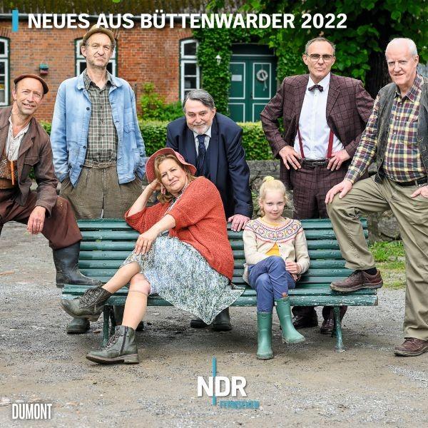 Neues aus Büttenwarder - Kalender 2022