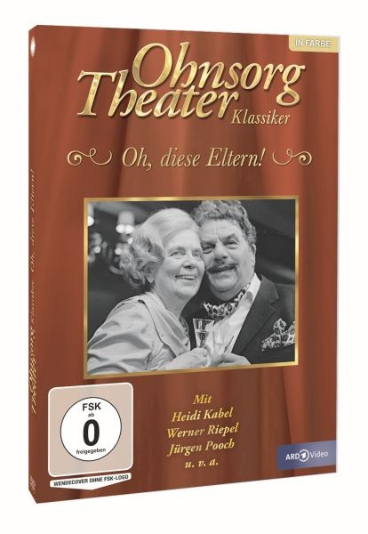 Theater Klassiker: Oh, diese Eltern!